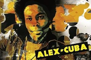 Picture: Cuban singer-songwriter Alex*Cuba courtesy canadianmusicwiki.com.