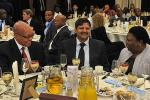 Picture: President Jacob Zuma and Atul Gupta at a breakfast event in Port Elizabeth courtesy GovernmentZA/Flickr.