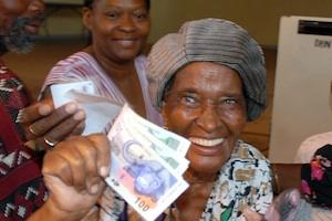 Picture: Pensioner courtesy Help Age/Flickr