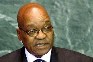 Picture credit: Jacob Zuma courtesy United Nations.