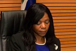 Picture: Public Protector Thuli Madonsela courtesy GovernmentZA/flickr