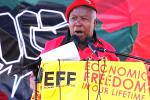 Picture: Julius Malema, Leader of the Economic Freedom Fighters, courtesy You Tube