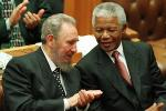 Picture: Fidel Castro and Nelson Mandela
