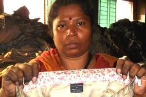 Picture: Bangladeshi Garment Worker Courtesy International Labor Rights Forum