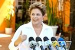 Picture: Dilma Rousseff courtesy redebrasilatual/Flickr.