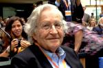 Picture: Noam Chomsky at a conference in Germany in June 2013 courtesy Fazila Farouk/SACSIS.