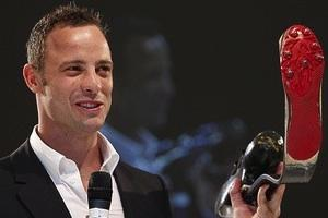 Picture credit: Oscar Pistorius courtesy Global Sports Forum/Flickr.