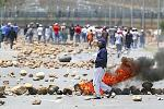 Picture: Protest in the Western Cape