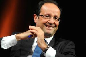 Picture: French President François Hollande courtesy Jean-Marc Ayrault/flickr