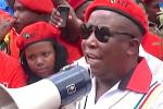 Picture: Leader of the Economic Freedom Fighters, Julius Malema, courtesy You Tube screengrab.