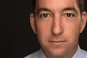 Picture: Glenn Greenwald courtesy Human Rights Investigations