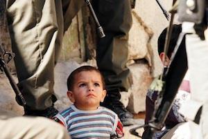 Image result for israeli palestinian babies