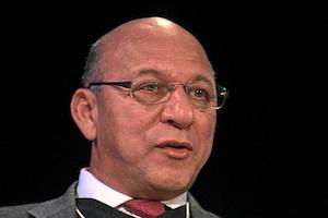 Picture: Trevor Manuel, Minister of the National Planning Commission, responsible for the development of the National Development Plan courtesy World Economic Forum/flickr.