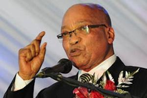 Picture: President Jacob Zuma attends United Congregational Church of Southern Africa Centenary Celebration, 31 Mar 2012 courtesy GovernmentZa/flickr.