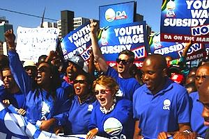 Picture credit: The Democratic Alliance/Flickr