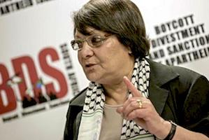 Picture: Leila Khaled, a leader in exile of the Popular Front for the Liberation of Palestine, courtesy The Daily Star