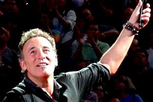 Picture: Bruce Springsteen courtesy Wikimedia Commons.
