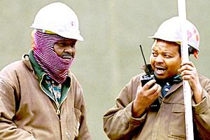 Picture: Construction workers in South Africa courtesy Trevor Samson/World Bank/flickr