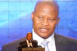 Picture: Chief Justice Mogoeng Mogoeng courtesy GovernmentZa/flickr