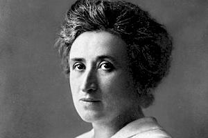 Picture: Rosa Luxemburg courtesy Wikipedia