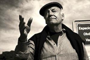 Picture: Eduardo Galeano courtesy gndolfo/flickr