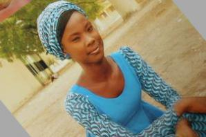 Picture: A picture of one of the Chibok girls, Dorcas Yakubu, taken a day before she was kidnapped courtesy/Chika Oduah Black History 360