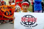 Picture: World Bank protest in Jakarta courtesy Jonathan McIntosh/Wikipedia