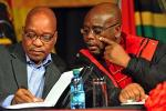 Picture: President Jacob Zuma and COSATU President Sdumo Dlamini courtesy GoverntmentZA/Flickr.