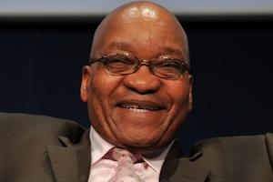 Picture credit: Jacob Zuma courtesy World Economic Forum