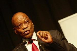 Picture: President Jacob Zuma courtesy GovernmentZA/flickr